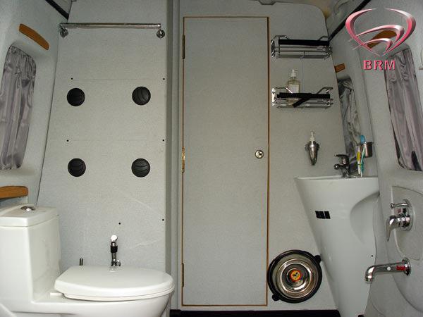 Vanity Vans Manufacturers India Van Interior Designer